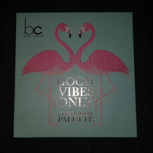 Ulta Beauty Other - New b.c Cosmetics Good Vibes Only Palette
